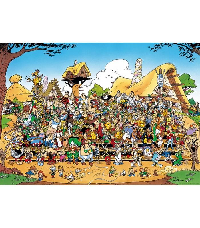 Παζλ Family Portrait Asterix 1000 κομμάτια