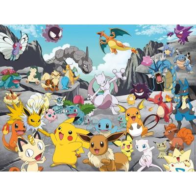 Παζλ Pokemon 1500 κομμάτια Ravensburger
