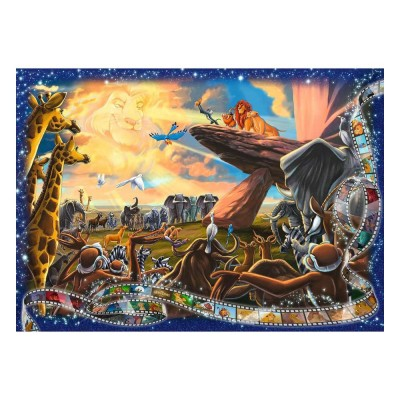 Lion King 1000pcs puzzle