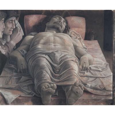Cristo Morto, Mantegna, 1000 κομμάτια