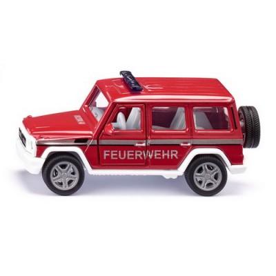 Τζιπ Γερμανικής Πυροσβεστικής Mercedes
