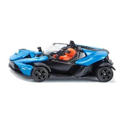 Αυτοκίνητο ΚΤΜ Χ-ΒΟΧ GT