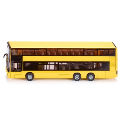 Λεωφορείο διώροφο MAN 1:87