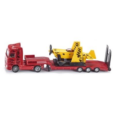 Φορτηγό με καρότσα μεταφοράς ελικοφόρου