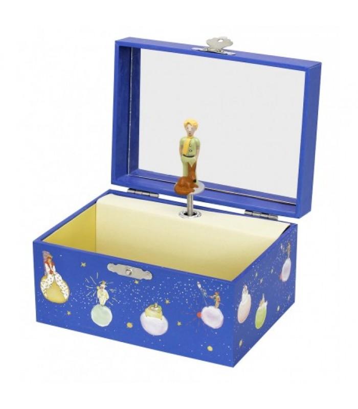 Μουσικό κουτί - μπιζουτιέρα Μικρός Πρίγκηπας