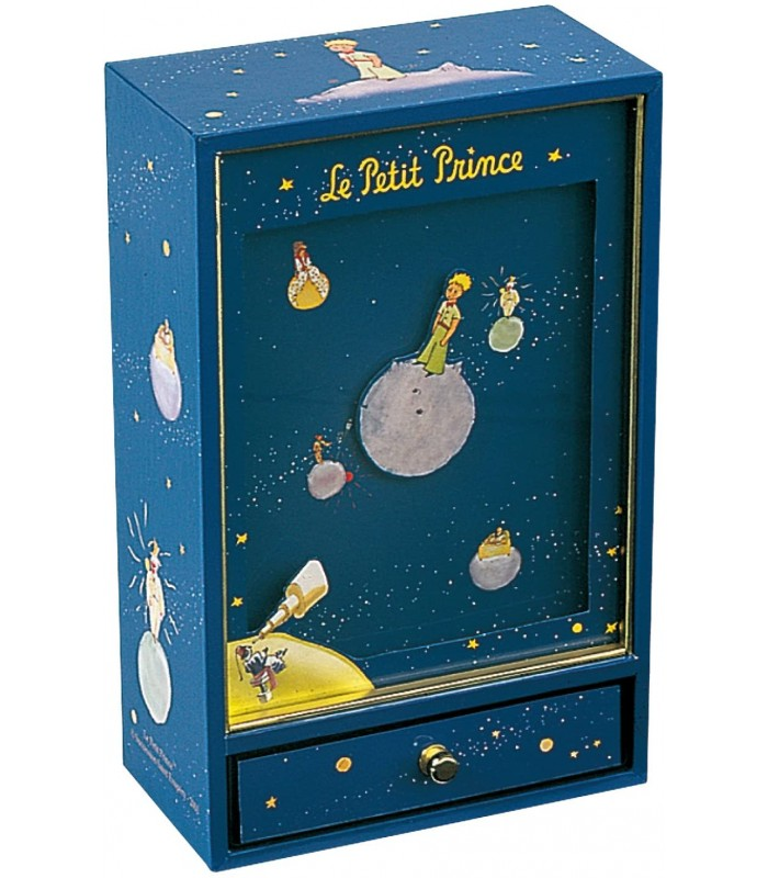 Μουσικό κουτί - Ο μικρός πρίγκιπας που χορεύει