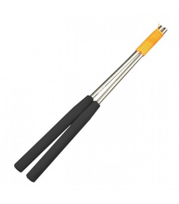 Handsticks - Diabolo Alu Μαύρες μπαγκέτες ντιάμπολο αλουμινίου