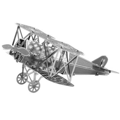 Fokker D - VII, Metal Earth