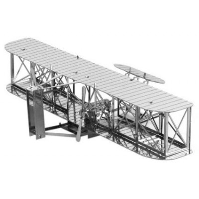 Wright Brothers Airplane, Metal Earth