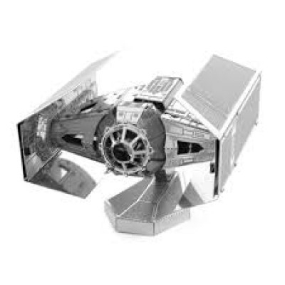 Darth Vaders Tie Fighter, Metal Earth Star Wars