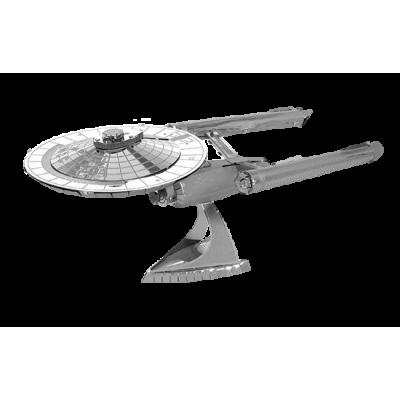 USS Enterprise NCC - 1701, Metal Earth Star Trek