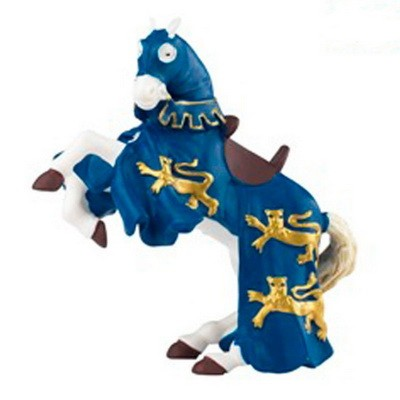 Άλογο Βασιλιά Ριχάρδου Μπλε