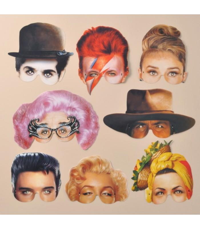 Μάσκα Διασημότητας του 20ου Αιώνα