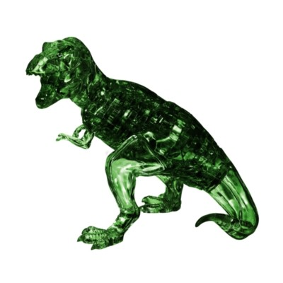 3D Crystal Puzzle TRex