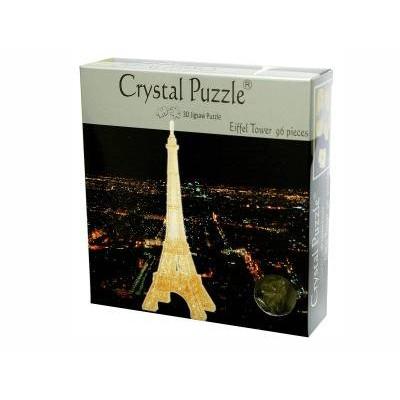 3D Crystal Puzzle Πύργος του Άιφελ