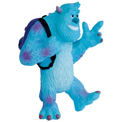 Sulley Μπρελόκ, Monsters